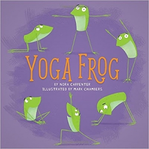 Yoga Frog cover