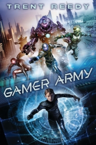 Gamer Army by Trent Reedy